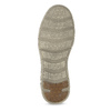 Béžové panské kožené tenisky weinbrenner, hnědá, 846-3731 - 18