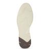 Šedá pánská kotníčková obuv bata-red-label, šedá, 821-2607 - 18