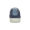Modré pánské tenisky z broušené kůže bata, modrá, 823-9640 - 15