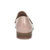 Dámské starorůžové mokasíny lakované bata, růžová, 511-5616 - 15