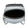 Modrá Crossbody kabelka s kovovými cvoky bata, modrá, 961-9965 - 15