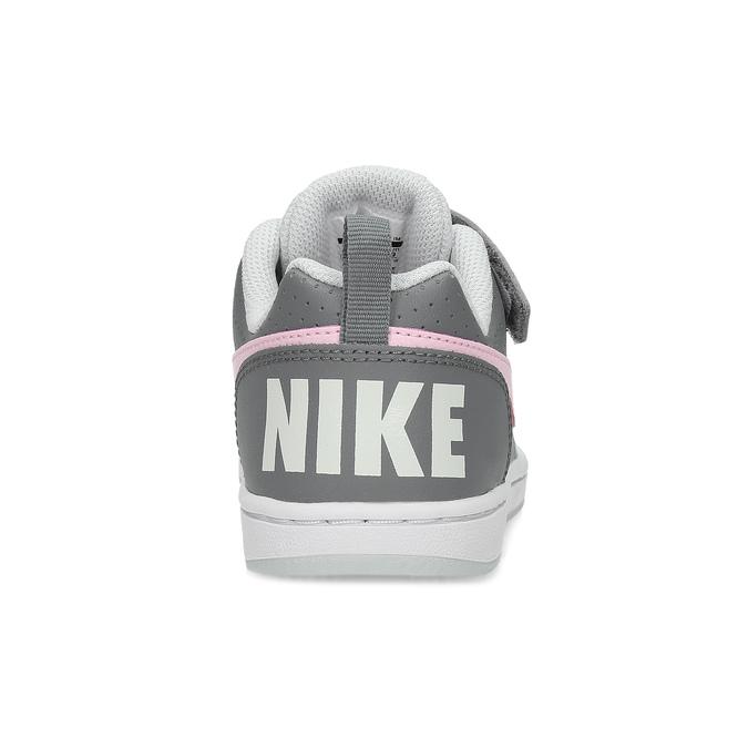 Dětské šedé sportovní tenisky nike, šedá, 301-2160 - 15