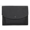Kožená černá kabelka přes rameno bata, černá, 964-6710 - 26