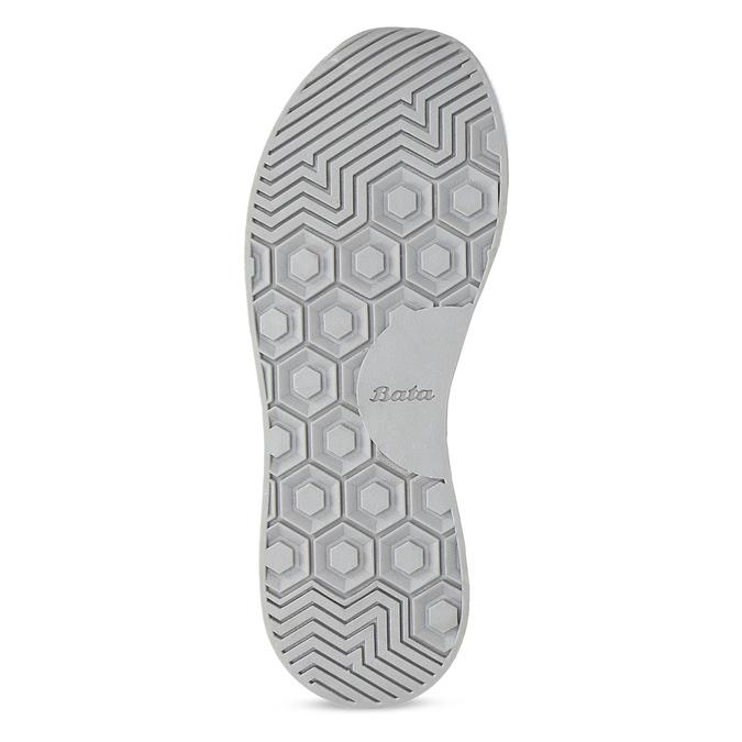 Šedé dětské tenisky v pleteném designu mini-b, šedá, 329-2282 - 18