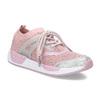 Růžové dětské tenisky v pleteném designu mini-b, růžová, 329-5282 - 13