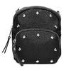 Černá Crossbody kabelka s řetízkem a se cvoky bata, černá, 961-6965 - 26