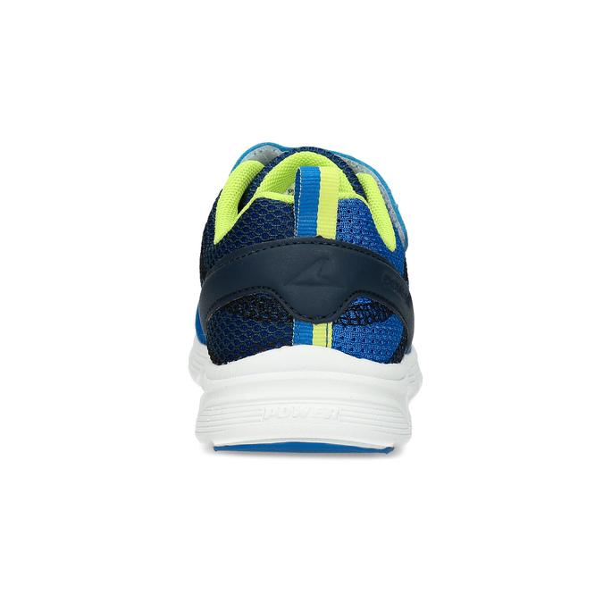 Modré chlapecké sportovní tenisky power, modrá, 309-9203 - 15