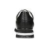 Černé dámské tenisky s výraznou podešví bata-light, černá, 521-6647 - 15