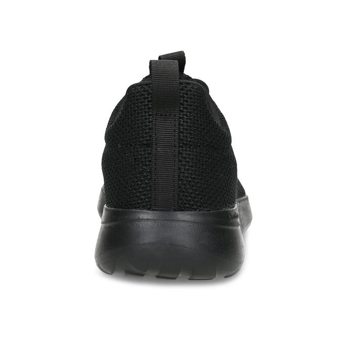 Černé pánské tenisky ve sportovním stylu adidas, černá, 809-6127 - 15