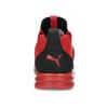Červené pánské kotníčkové tenisky puma, červená, 809-5207 - 15