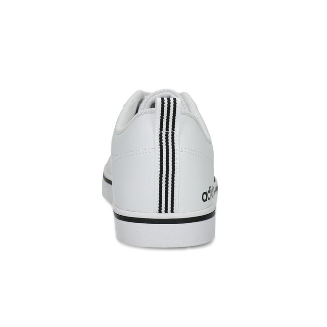 Ležérní pánské tenisky bílé adidas, bílá, 801-1136 - 15