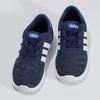 Dětské úpletové tenisky modré adidas, modrá, 109-9243 - 16