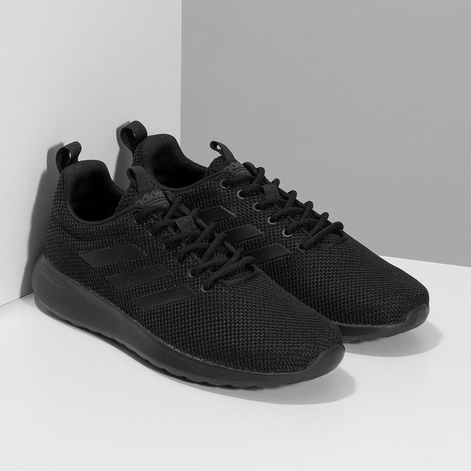 Černé pánské tenisky ve sportovním stylu adidas, černá, 809-6127 - 26
