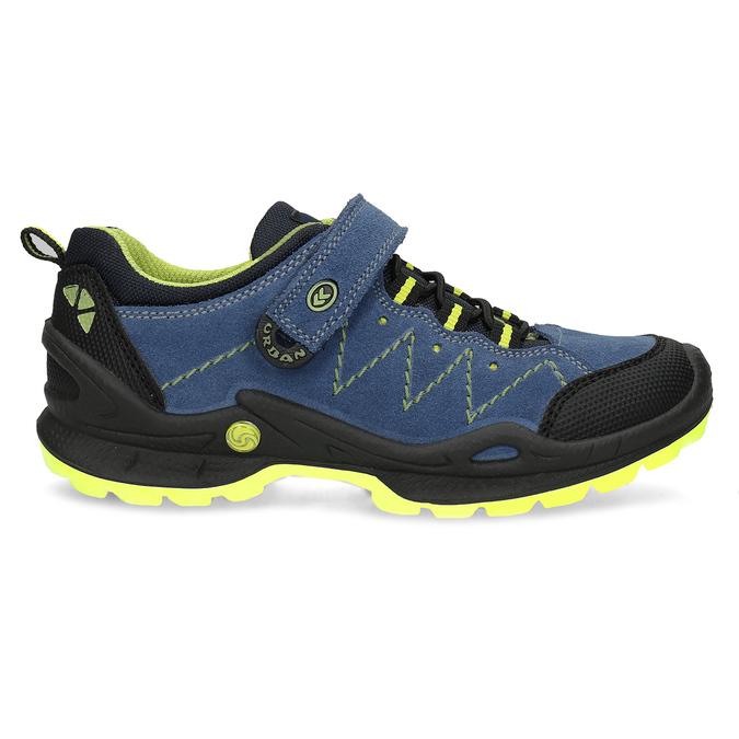 Tenisky v outdoorovém stylu mini-b, modrá, 413-9648 - 19