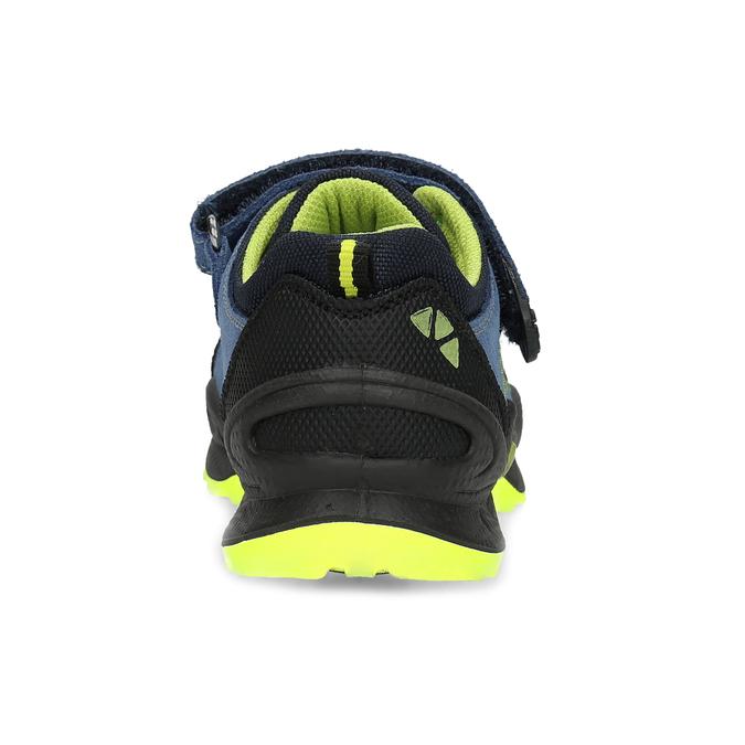 Tenisky v outdoorovém stylu mini-b, modrá, 413-9648 - 15