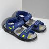 Dětské sandály modré richter, modrá, 361-9109 - 26