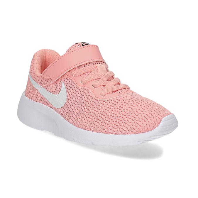 Lososově růžové dívčí tenisky nike, růžová, 309-5241 - 13