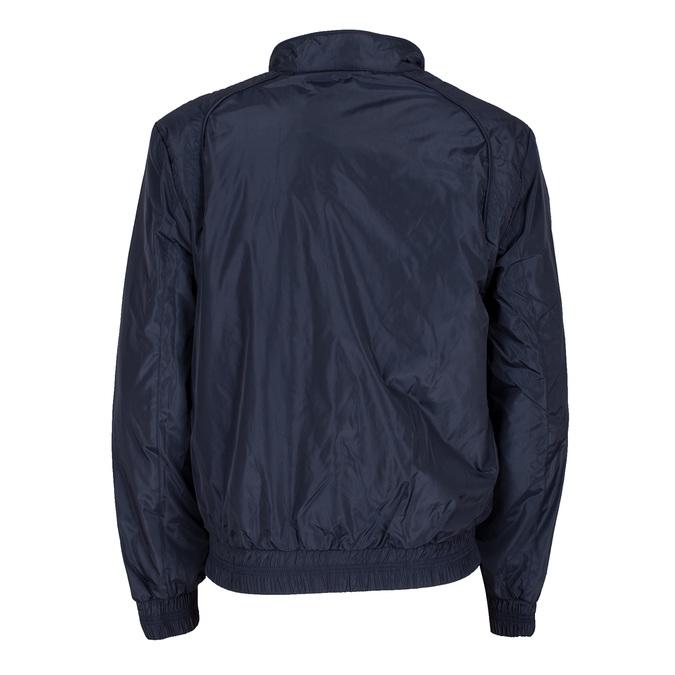 Modrá pánská bunda bata, modrá, 979-9374 - 26