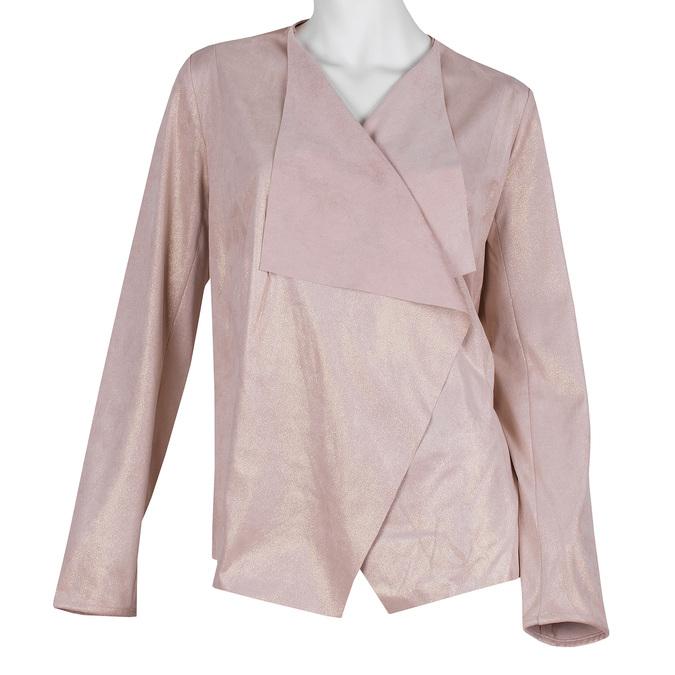 Dámský růžový kardigan bata, růžová, 979-5267 - 13