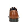 Kožené pánské hnědé Derby polobotky bugatti, hnědá, 824-4953 - 15