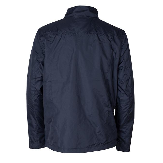 Pánská bunda modrá bata, modrá, 979-9358 - 26