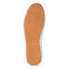 Dámské bílé ležérní tenisky tomy-takkies, bílá, 589-1385 - 18