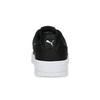 Černé tenisky na flatformě puma, černá, 501-6188 - 15