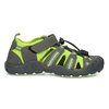 Sandály v outdoorovém stylu mini-b, šedá, 461-2616 - 19