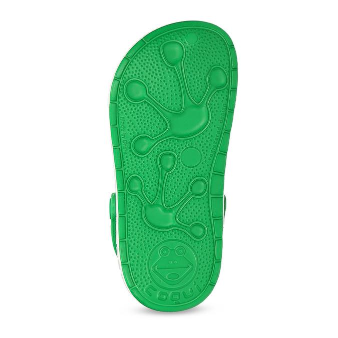 Chlapecké nazouváky zelené coqui, zelená, 372-7663 - 18