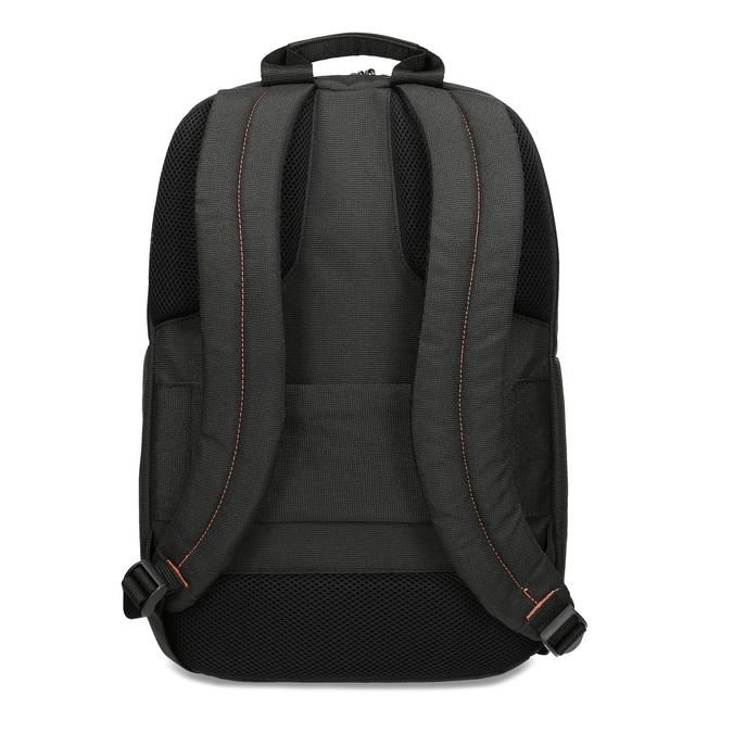 Černý kvalitní cestovní batoh samsonite, černá, 960-6056 - 16