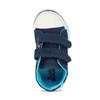 Dětské textilní tenisky bubblegummers, modrá, 119-9603 - 17