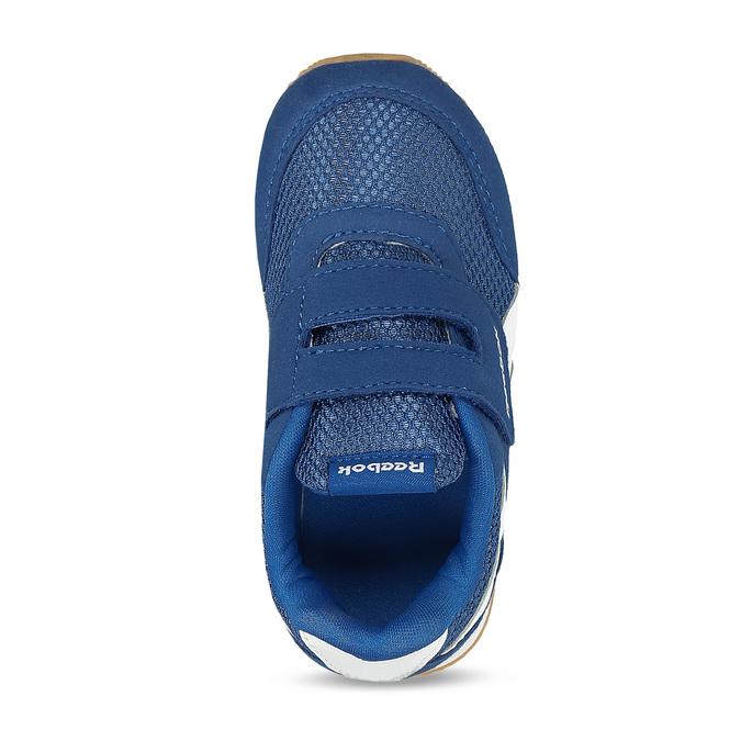 Modré tenisky chlapecké reebok, modrá, 109-9196 - 17