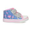 Dívčí tenisky textilní bubblegummers, modrá, 129-9603 - 19