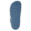 Modré pánské sandály typu Clogs coqui, modrá, 872-9618 - 18