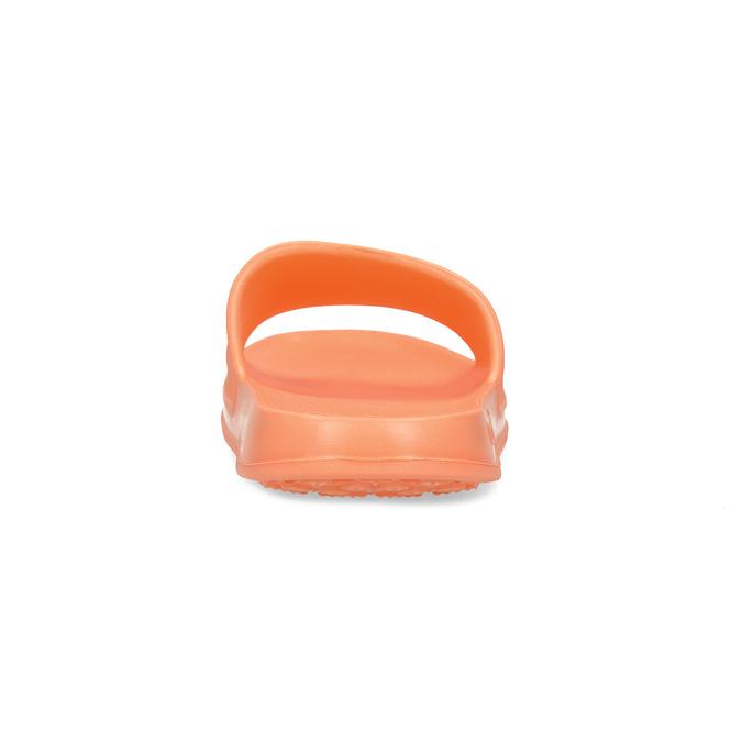 Dámské nazouváky oranžové coqui, oranžová, 572-8669 - 15