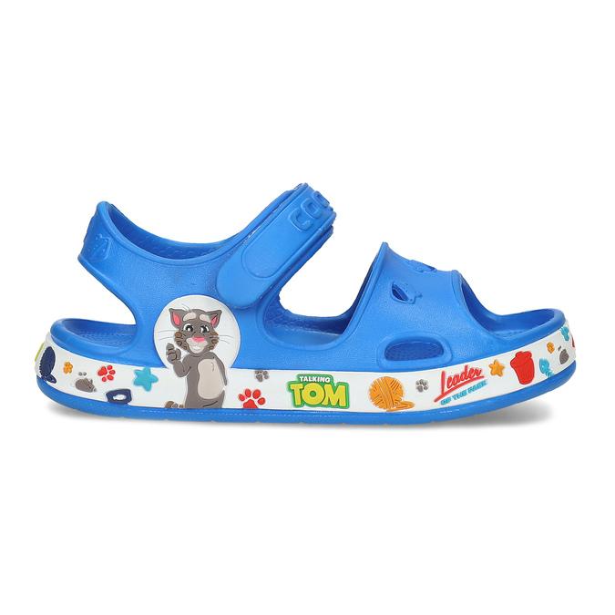 Chlapecké sandály modré coqui, modrá, 172-9600 - 19