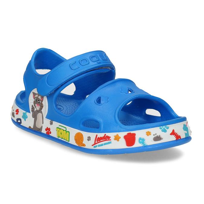 Chlapecké sandály modré coqui, modrá, 172-9600 - 13