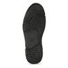 Vysoké pánské tenisky se suchými zipy bata, černá, 844-6745 - 18