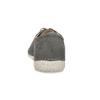 Dámské ležérní kožené polobotky weinbrenner, šedá, 546-2602 - 15