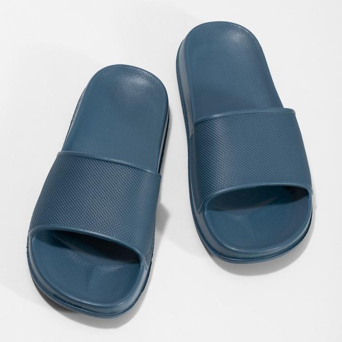 Dětské modré nazouváky coqui, modrá, 472-9611 - 16