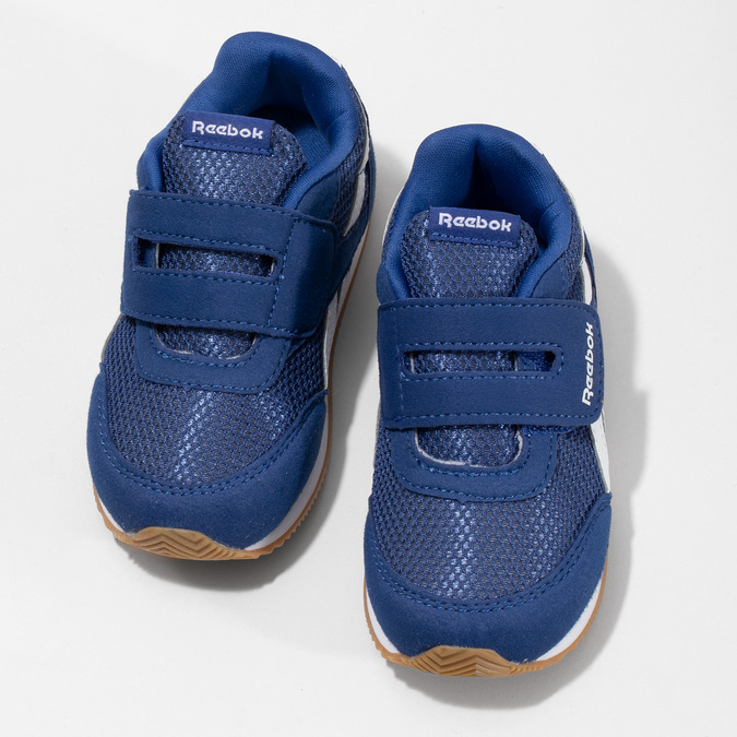 Modré tenisky chlapecké reebok, modrá, 109-9196 - 16