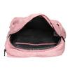 Dámský růžový batoh s černými detaily american-tourister, růžová, 969-5743 - 15