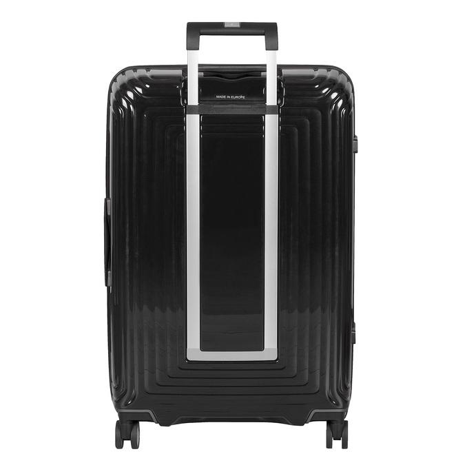 Velký černý kufr na kolečkách samsonite, černá, 960-6034 - 26