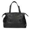 Černá dámská kabelka s popruhem bata, černá, 961-6993 - 26