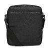 Pánská černá Crossbody taška bata, černá, 969-6793 - 16
