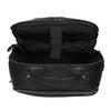 Černý pánský městský batoh bata, černá, 961-6995 - 15