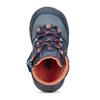 Dětská modrá kotníčková obuv bubblegummers, modrá, 111-9720 - 17