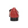 Kožené dámské mokasíny červené bata, červená, 534-5601 - 15