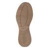Dámské hnědé tenisky s úpletem skechers, béžová, 509-3122 - 18