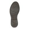 Modrá pánská kožená kotníčková obuv bata, modrá, 826-9631 - 18